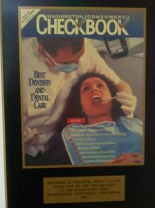 Wash Checkbook Mag Wall